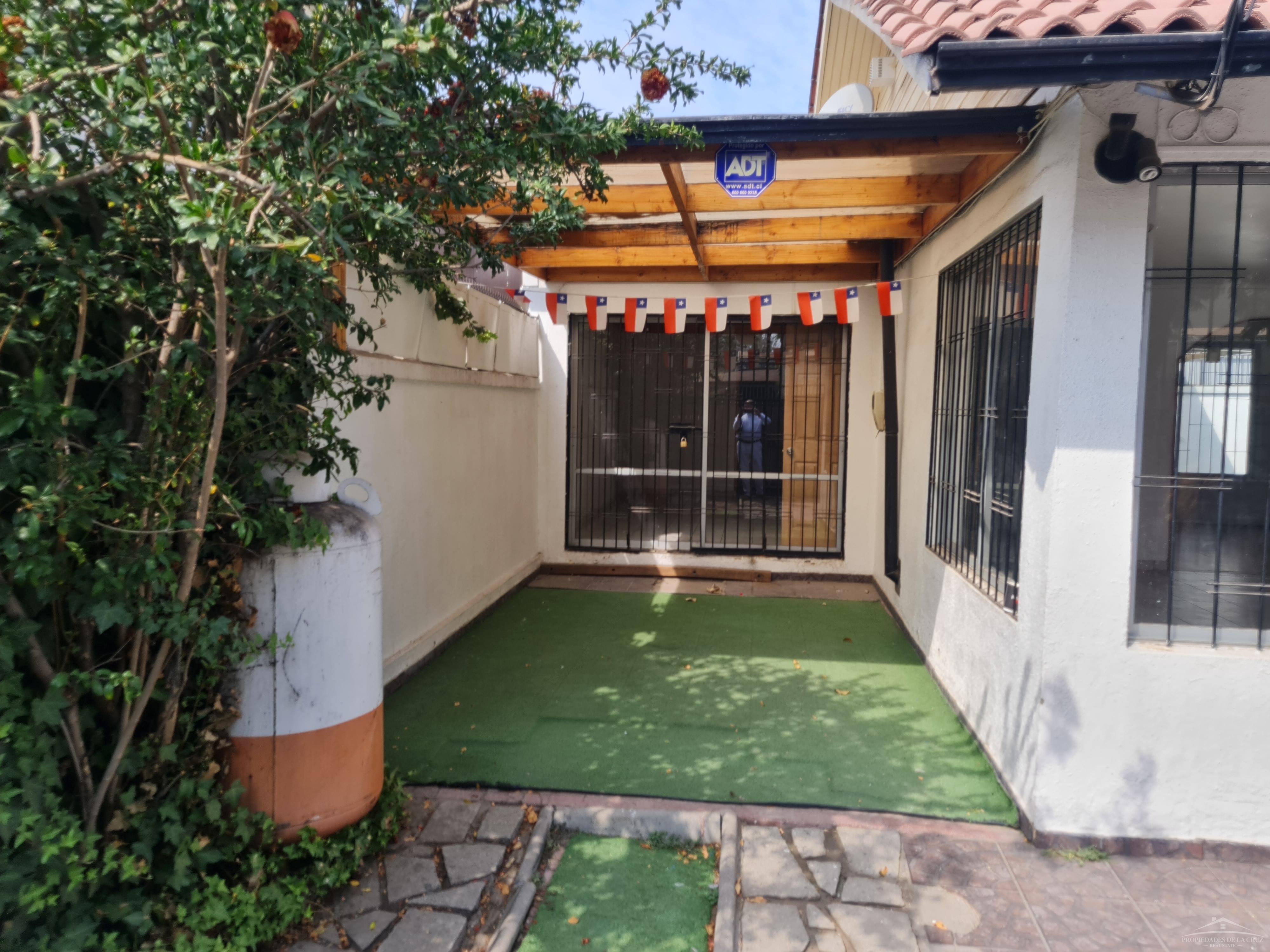 Casa 3D 2B 2Estac Piscina , Geronimo Alderete / Vicuña Mackenna